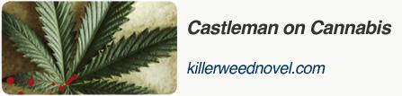 Castleman on Cannabis blog